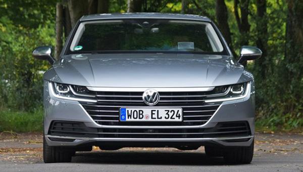 VW сделает изфастбека Arteon спортивный универсал