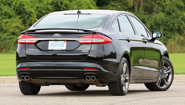 Форд продемонстрировал новый Fusion, апо-русски— Mondeo