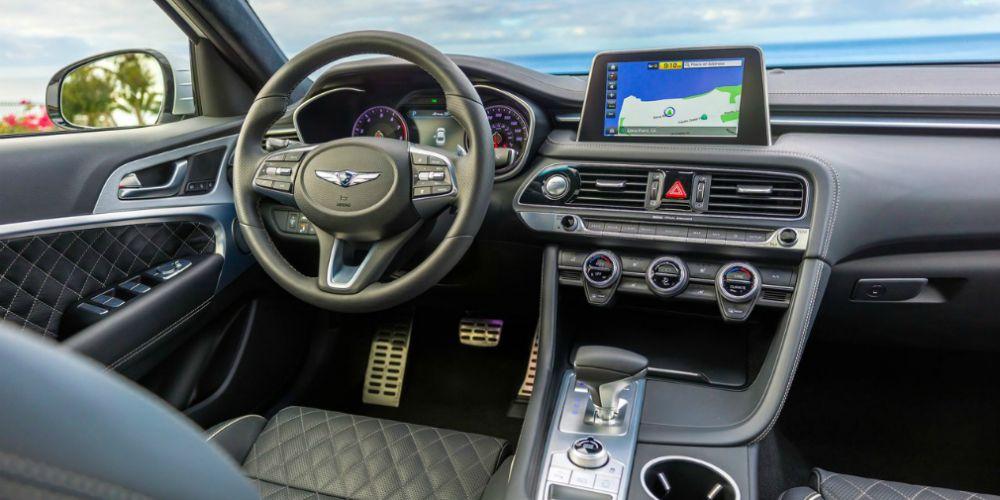 Цены Genesis G70 в РФ: в«базе»— дороже БМВ 3 Series