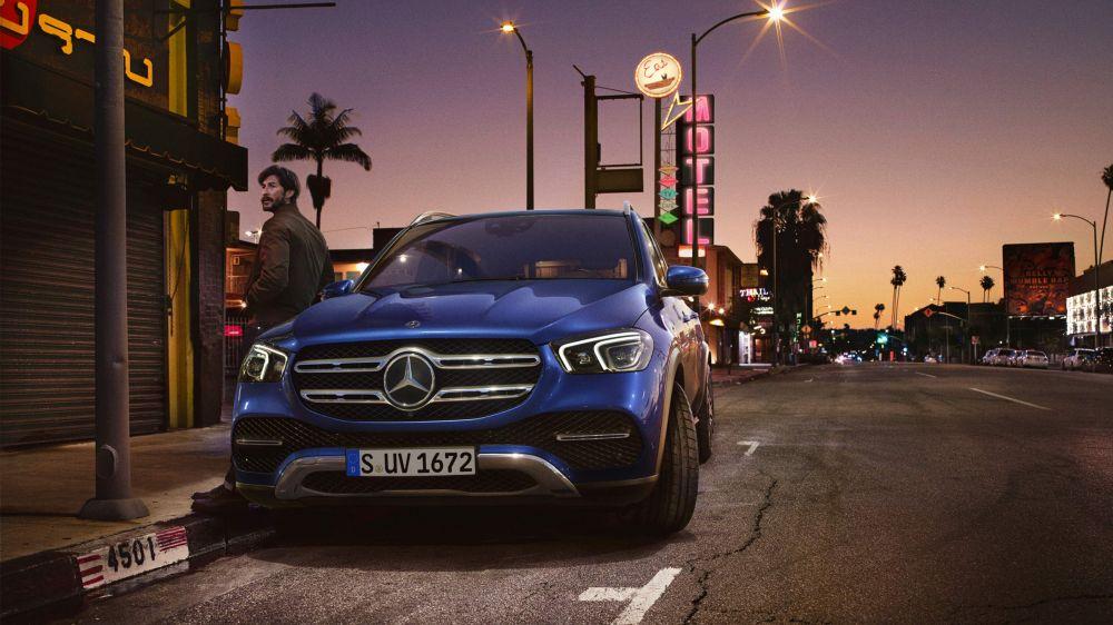 Комплектации ицены в РФ — Новый Mercedes GLE