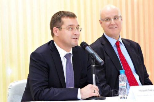 Бизнес-гонки Павла Абросимова и Михаила Бахтиарова
