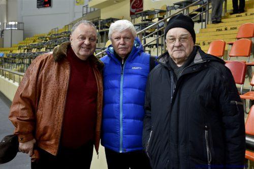 Николай Барышников по слухам покровительствует Павлу Абросимову и Михаилу Бахтиарову.